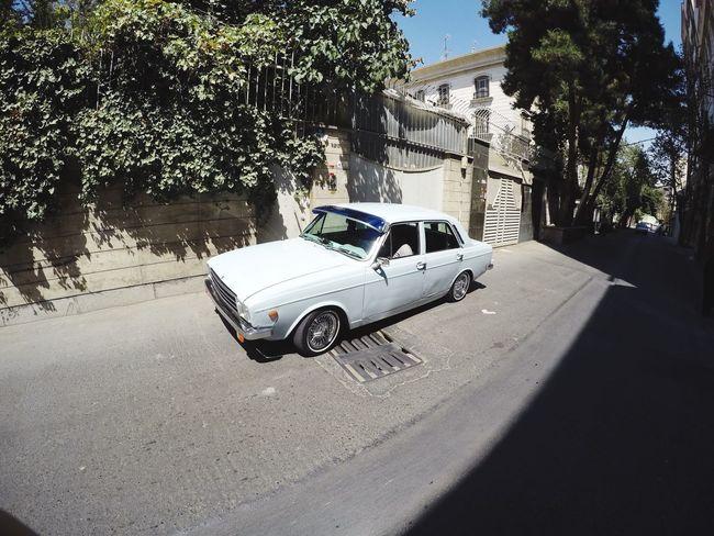 Car Cars Peykan Iran Tehran Vatan Javan Street Oldtimer