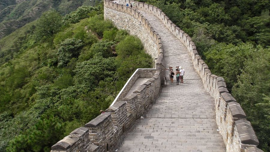 China Thegreatwall Thewall ASIA China In My Eyes Feel The Journey People Together The Architect - 2017 EyeEm Awards Neighborhood Map Live For The Story