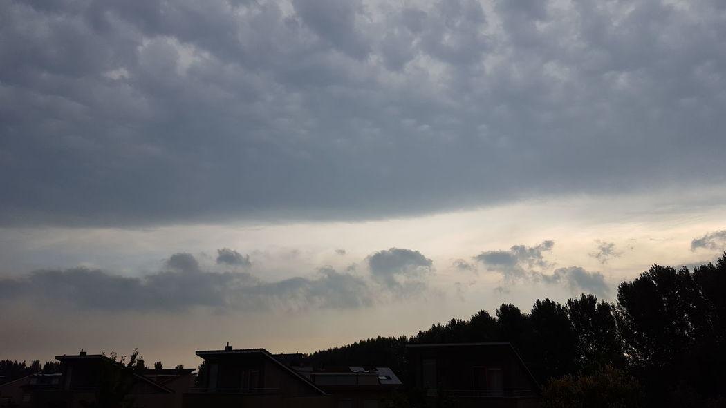Sky Cloud - Sky Storm Cloud Clouds And Sky Storm Coming Soon