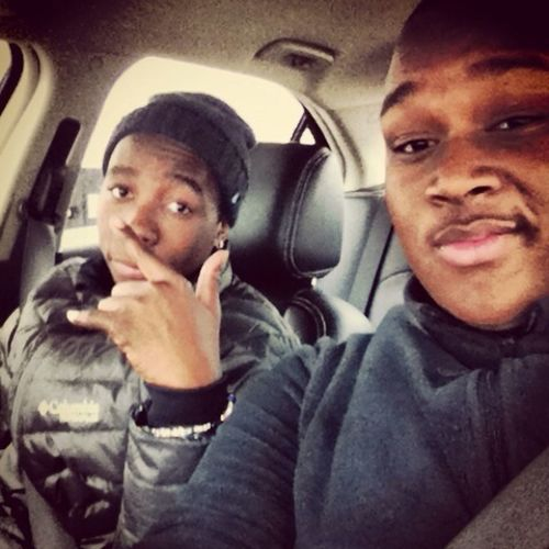 -coolin' With Bro