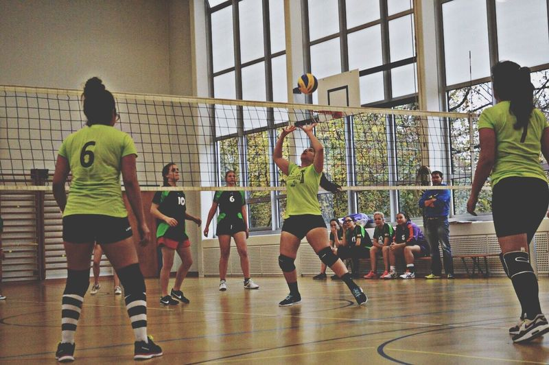 Volleyball❤ Soleure -2014 Championnat