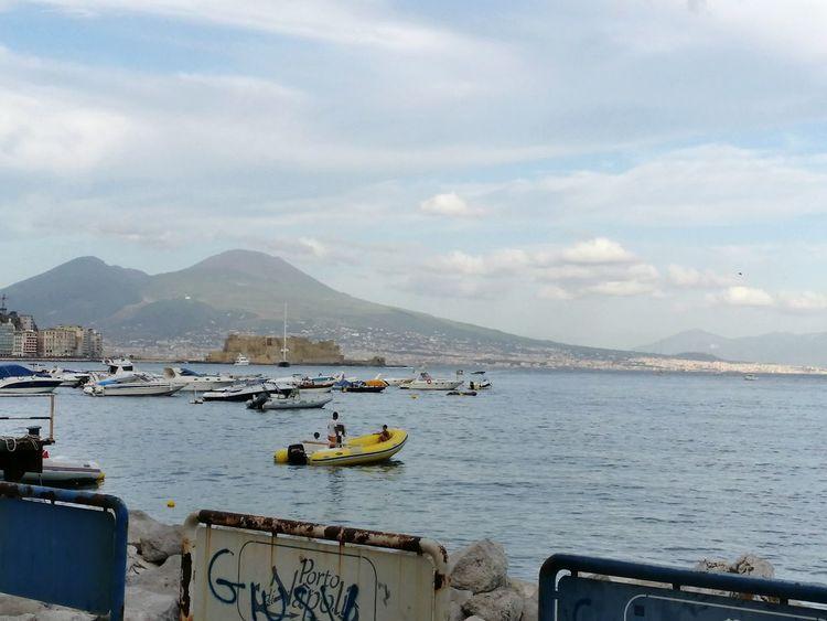 Neapolis Napoli Golfo Di Napoli