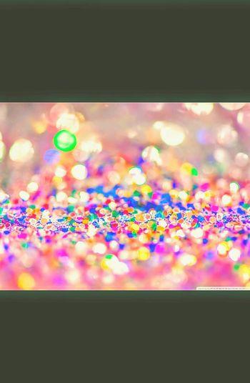 Let colors follow ur rainbow Enjoying Life