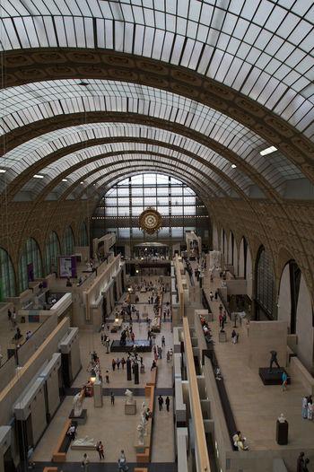 Paris Art Gallery Museum Orsay The Purist (no Edit, No Filter) Art