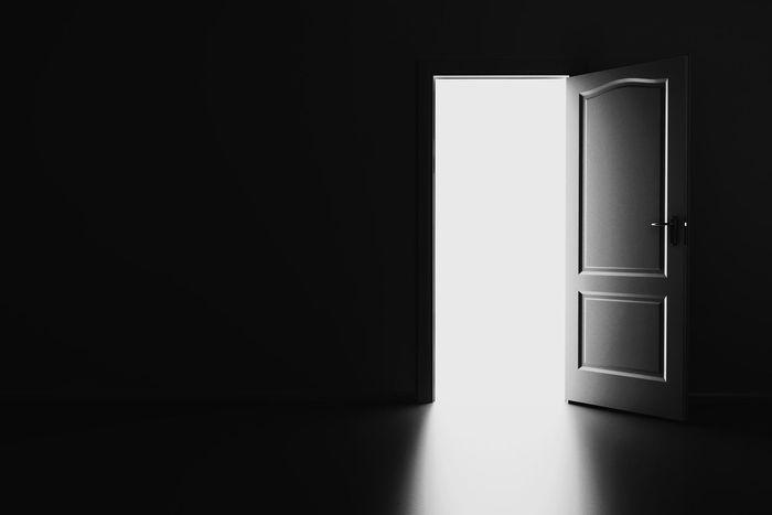 Light In The Darkness Black & White Blackandwhite Blackandwhite Photography Taking Photos Beautiful Lightinthedark Door Enjoying Life Check This Out