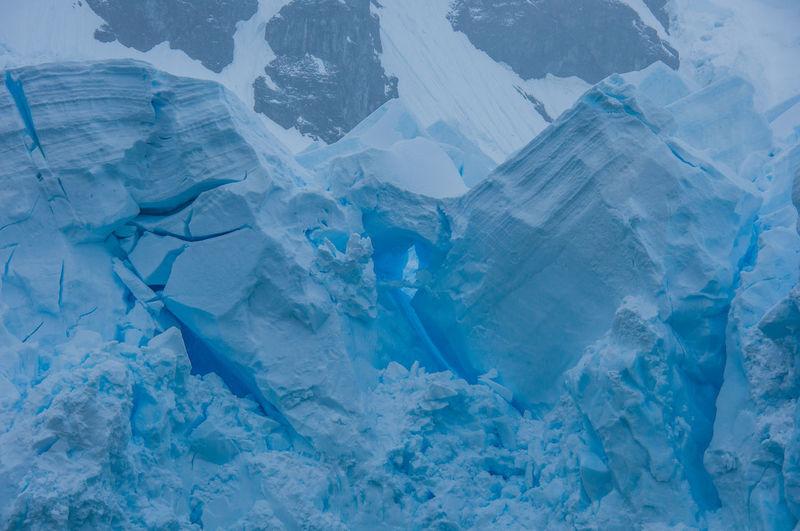 Antarctica Nature Iceberg Ziseetheworld Ziwang LemaireChannel Sea Ice Antarctic Peninsula