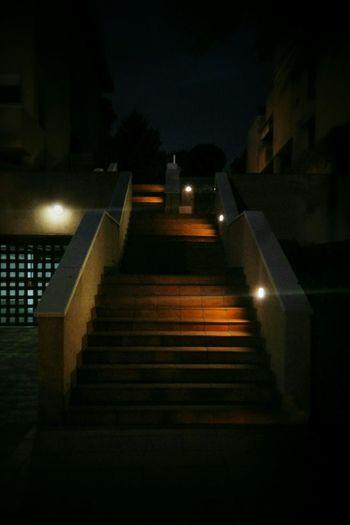 Staircase Escaleras Tomares