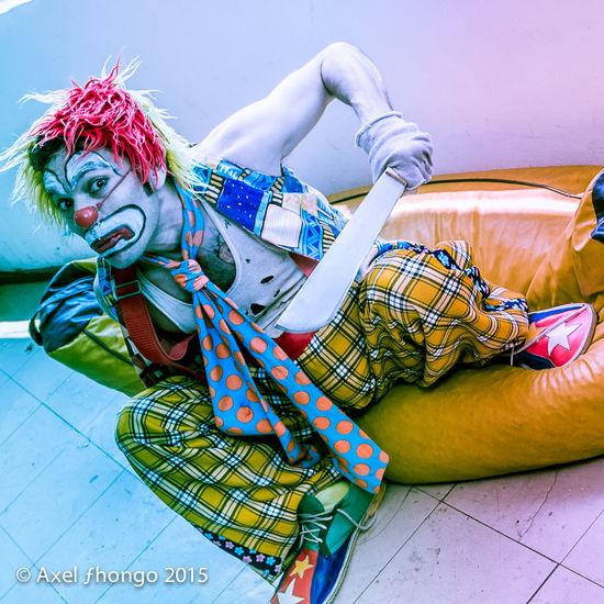 Clown Clowns Payaso Payasos Banana The Portraitist - 2015 EyeEm Awards The Moment - 2015 EyeEm Awards The Photojournalist - 2015 EyeEm Awards