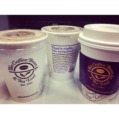 09/14/2015 lLaunching of new drinks Hellohazelnut Icedhazelnutcoffee Jothazelnutcoffee Coffeebeanandtealeaf @cbtlph pouringhappy cbtlph