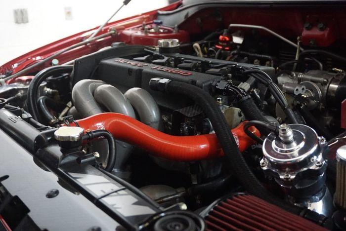 Evolution  AWD  Dsm Turbo 4g63