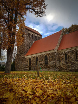 Kirche Architecture Building Exterior Built Structure Cloud - Sky Day Nature No People Outdoors Sky