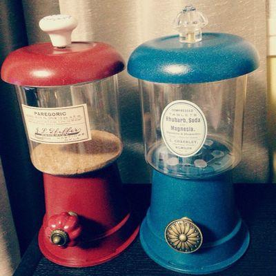 Seria DIY Pot 100均 工作 100yen 100yenshop ガチャガチャ ガチャ セリア 100円均一 キャンディポット Candypot 100円ショップ