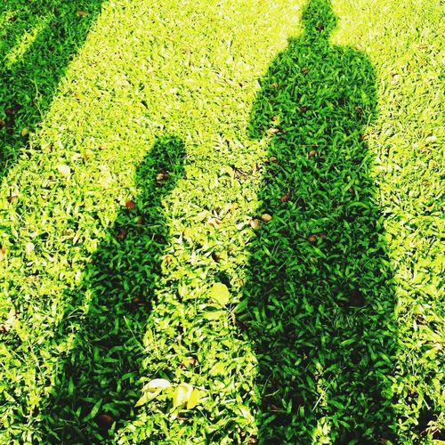 Good Morning Lihts And Shadows Park Natural Beauty Running Son❤mom Enjoying Life
