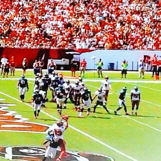 Capture The Moment Touchdown NFL Vincent Jackson