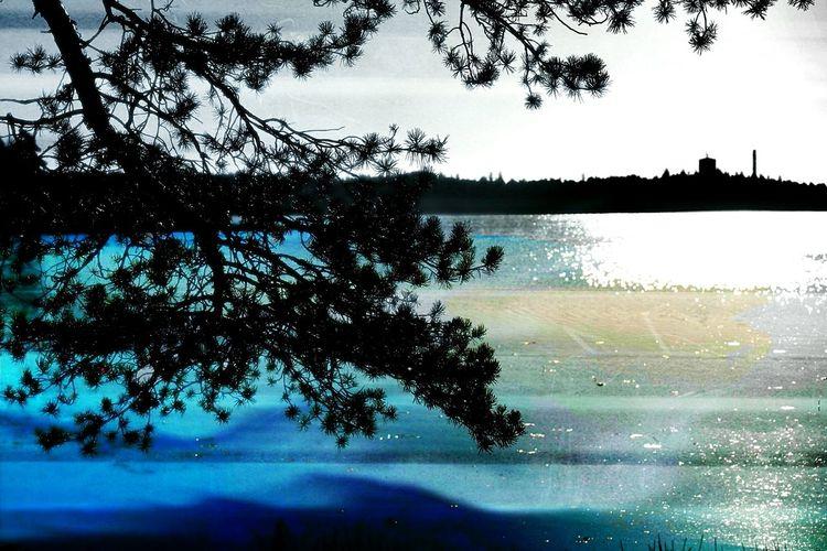 Lakes  Lake View Lakeview Lake Colourful Beautiful Colors Colourfull ColourfulLake I Love Colour Colourfully