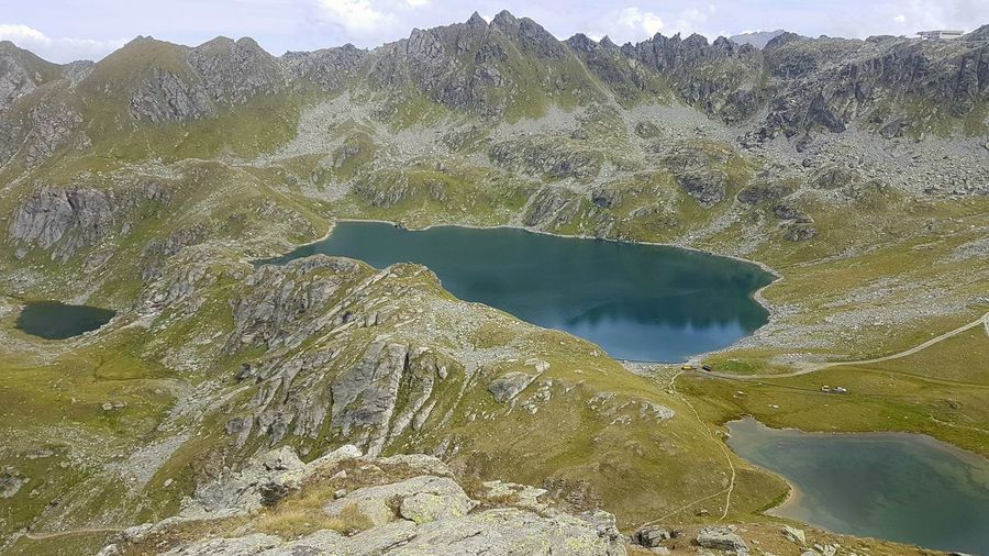 Nature Water Lake Mountain Landscape Outdoors No People Beauty In Nature Mountain Range Day Sky Mountain Hiking Mountain Lake Mountainlandscape Mountain View 2543m Verbier Nature Switzerland❤️ Swiss Alps Hiking Travel Destinations Tranquility Outdoor Pursuit Beauty In Nature