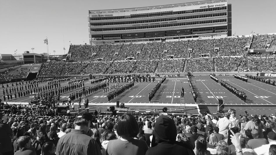 Stadium Crowd Large Group Of People Team Sport People Sports Team Sport Black And White Friday Black And White Friday