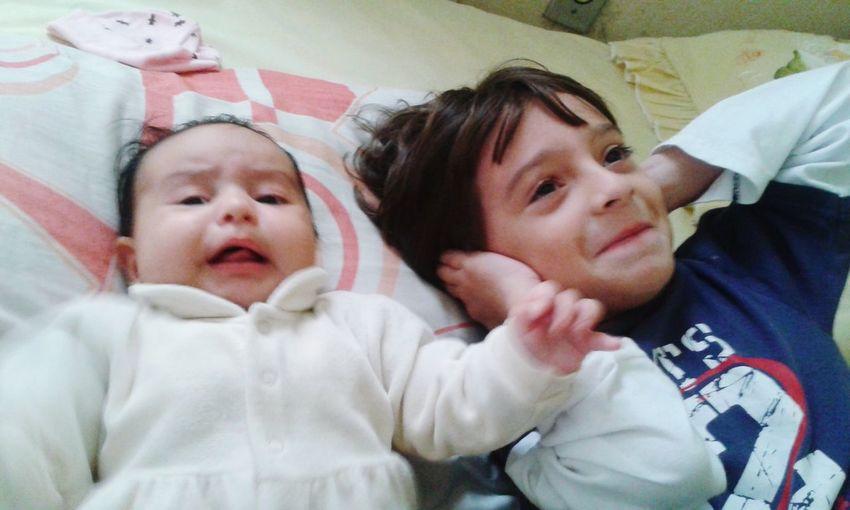 Samyra & Rafael 😍😍😍😍