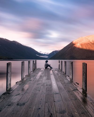 Early morning magic at Lake Rotoiti Nelson Lakes NZ Check This Out That's Me 43 Golden Moments Showcase July 2016 Lake EyeEm Masterclass Shootermag Water_collection Tranquil Scene Nature_collection New Zealand Scenery Amazing_captures Ladyphotographerofthemonth The Great Outdoors - 2016 EyeEm Awards Eyem Best Shots For My Friends That Connect Sky_collection Jetty EyeEm Best Shots - Sunsets + Sunrise Bestoftheday #contestgram #instamood #dailyphoto #primeshots #ig_captures #clouds #sky #cloud #blueskys #sunshine #cloudporn #skyporn #skysnappers #nature #blue #light #skylovers #skystyles_gf #cloudy #iloveclouds #cloudscape Cloudporn Landscape_Collection Tadaa Community On The Way Adventure Club