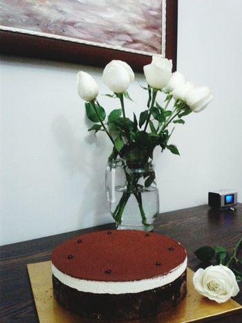 Roses Food Sweet Beauty