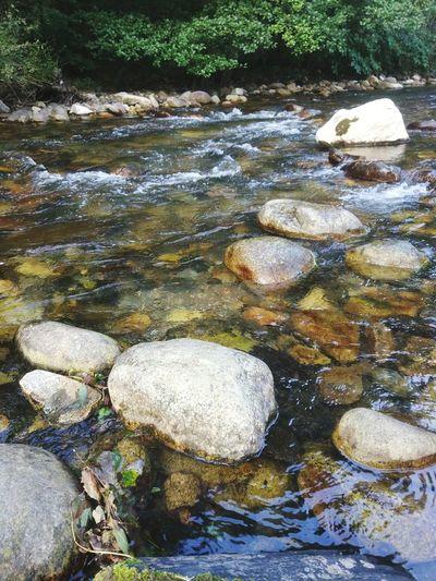 France L'Ariège Occitania Biert Pedres Riu Stones River Water Clear