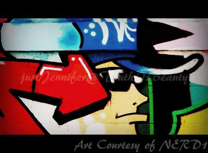 TruthIsBeauty 💯 JustJennifer@TruthIsBeauty Art Alley Joplin Art Things I Like Love Your World Jomo