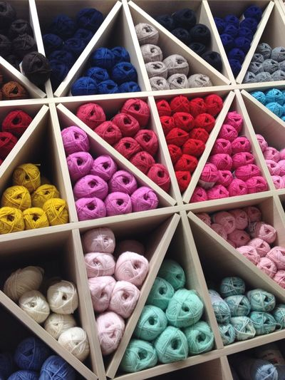 Geometric Shapes Hello World Colors Colorful Shapes Knitting