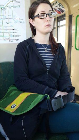 Tram #59 Trampeople Publictransportraits Sneakycommutershot