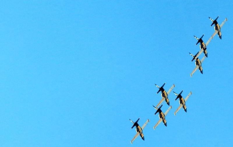 Patrouille Breitling , Planes , Landscape