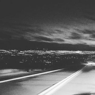 City lights. Tucson Mtlemmon Going down!