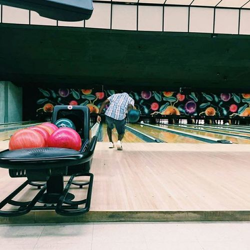 Bowling game strong. Bowling Knockthemdown