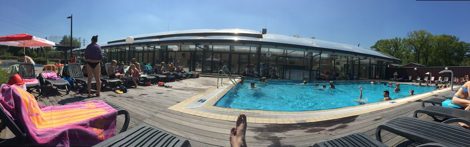 Relaxing Sun Enjoying The Sun Frühling Panorama Iphone5s IPhoneography Eye4photography  Panoramic Photography Nofilter