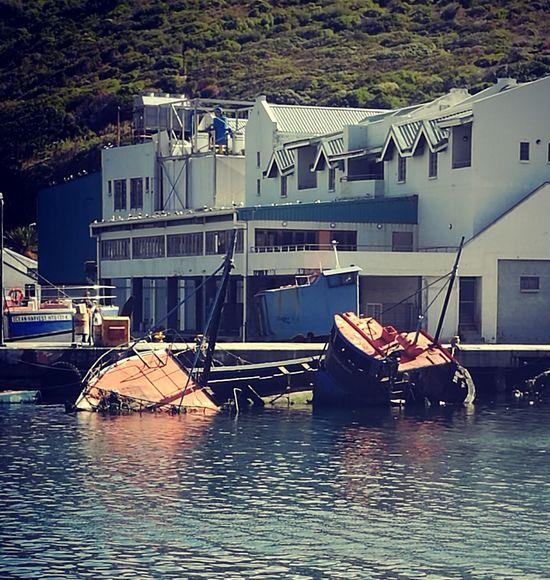 Shipwreck Harbourside EyeEmNewHere The Great Outdoors - 2018 EyeEm Awards