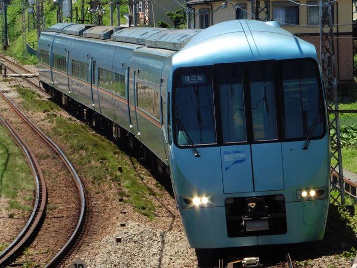 Odakyu Train 小田急