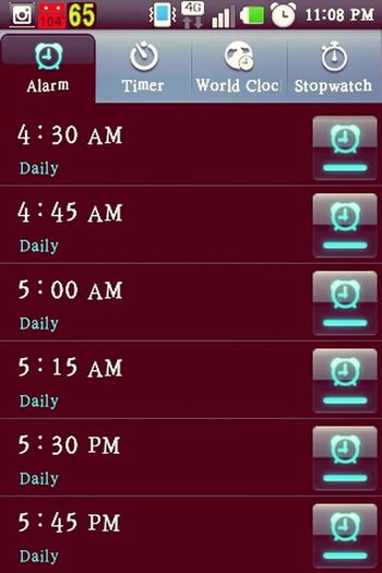Oh the joy of waking up to go work at 7 (-__-) #paperchasinallday #whileyousleepinimworkin