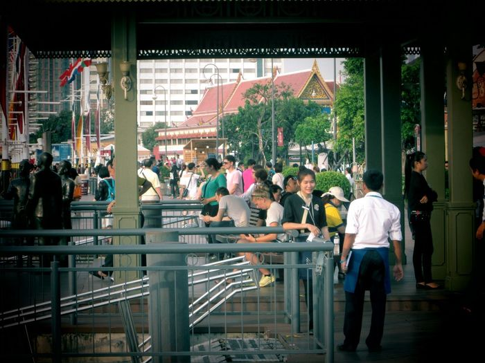 EyeEm Thailand Sawasdee World. Tourists . Thailand_allshots Taking Photos .