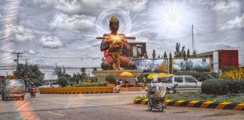 Holy Statue Edge Of The World What I Value Iphonephotographyschool Iphonephotoacademy IPhoneography Iphonephotography
