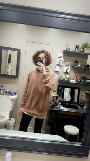 Ootd Men's Fashion Men's Style Fashion Fashion&style Fashion Model Fashionmen Fashionlook Curly Hair Curlyhairkillas Curly Hair Don't Care Young Adult Lifestyles Tall Guy 64