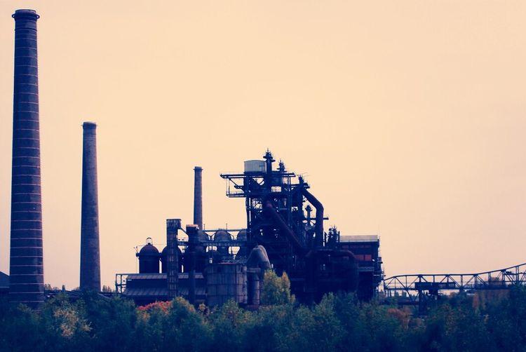 Industrie Duisburg Hamborn