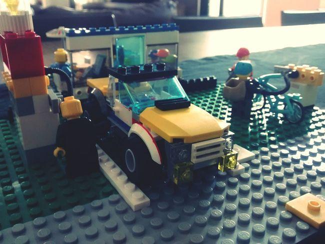 LEGO Lego Minifigures Lego Sculpture Scene Lego Art