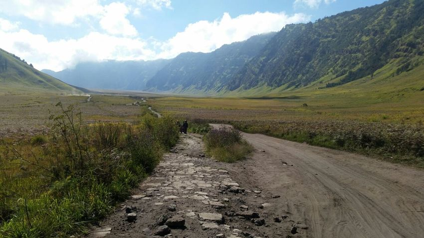 Off the beaten track to Cemoro Lawang from Ngadas. Beautiful scenery! Landscape Clouds And Sky Traveling Nature