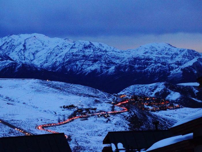 Montaña repleta ! Laparva Chile CordilleradeLosAndes Snow