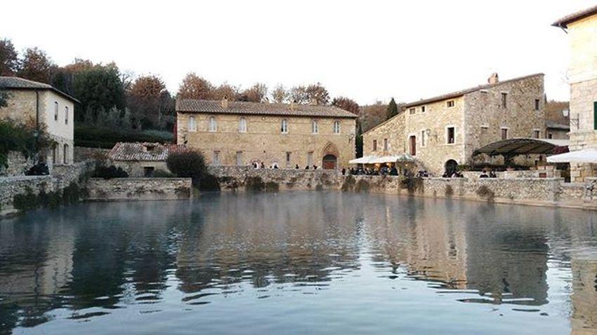 Bagnovignoni Orcia Valdorcia Terme Termeromane Toscana Tuscany Italia Italyiloveyou Italiabella