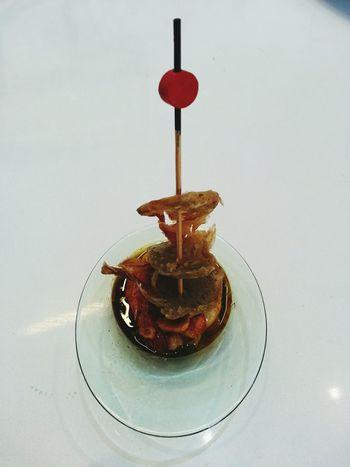 Tapa de Restaurante Ambigú Foodphotography Mariscos Tapas Comidas Food Photography MyFoodPics Murcia Foodstagram Food♡
