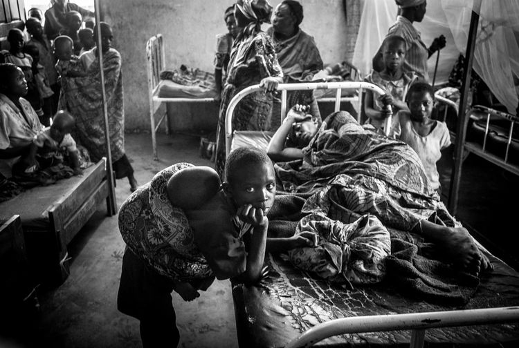 No matter who has the saying in Eastern Congo , be it a corrupt government, a warlord, the latest rebel group or looters, the civilian population always suffers. The so called leaders simply plunder and pillage anything that looks weak or defenceless enough. Congo Congo DR The Photojournalist - 2018 EyeEm Awards The Street Pho, Bugani Eastern Congo Bugani Bad Health Habits Congolese Hospital Hospital Congo Congo DR The Photojournalist - 2018 EyeEm Awards Africa Africa Day To Day Cicil War Reportage Suffering