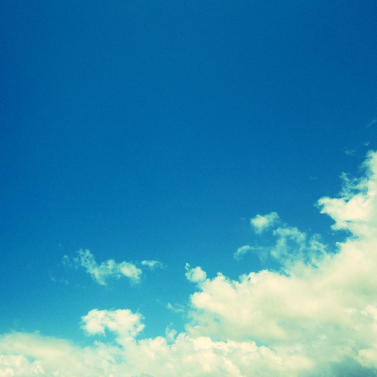 blue, beauty in nature, nature, low angle view, sky, sky only, scenics, backgrounds, no people, day, cloud - sky, tranquility, outdoors, tranquil scene, full frame
