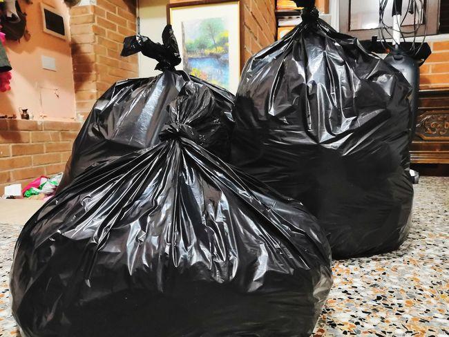 EyeEm Selects Plastic Bag Garbage Bag Garbage Bin Garbage Recycling Laundromat Polythene Clothesline Garbage Dump Garbage Can Recycling Bin