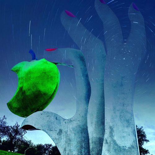ArtWork Mix360 Hdr Edit Colorsplash Sculpturepark Sculptureporn