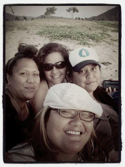 Kanani, Shannon, Kawehi & Susie