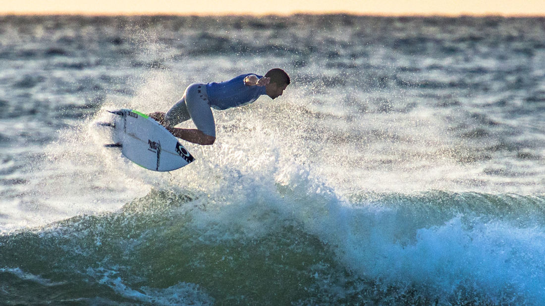 2015 Men's Samsung Galaxy Championship Tour Adventure Atlantic Ocean Balance Champions Extreme Sports Famous Final Italo Ferreira Moche Rip Curl Pro Surfing Ocean One Person Outdoors Power In Nature Stunts Sunset Surfing Vibrant Wave World Championship Surfing World Surf League Wsl Surf's Up